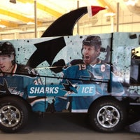 Photo taken at Sharks Ice at San Jose by Suzette M. on 12/14/2012
