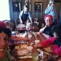 Photo taken at Cracker Barrel Old Country Store by Rachel L. on 11/1/2012