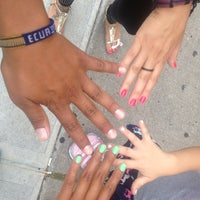 Photo taken at Pink Nail by Steve N. on 8/23/2013