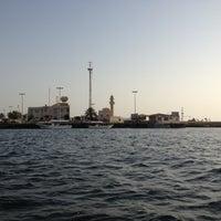 Photo taken at سلاح الحدود البحرية by Dr.Reham G. on 10/12/2013