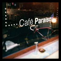 Foto tomada en Café Paraiso por Jesus C. el 10/18/2012