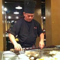 Photo taken at Osaka Hibachi Grill & Sushi Bar by Thad A. on 11/20/2012