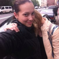 Photo taken at Школа № 195 by Ekaterina S. on 5/31/2014