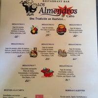 Photo taken at Los Almendros D' Caro by Juan Carlos F. on 7/25/2014