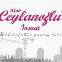 Photo taken at Ceylanoğlu insaat by Ufuk C. on 12/15/2013