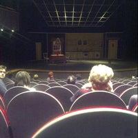 Photo taken at Horácké divadlo v Jihlavě by Daniel V. on 2/14/2013