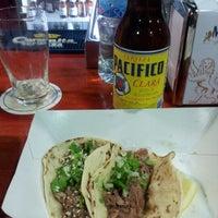 Photo taken at Tacos Tacos by Karolina L. on 10/13/2012