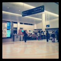Photo taken at Terminal B by Melissa R. on 8/7/2013