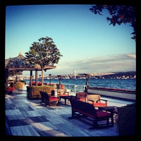 Photo taken at Four Seasons Hotel Bosphorus by baris a. on 11/16/2012