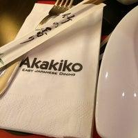 Photo taken at Akakiko by Konstantinos D. on 3/22/2014
