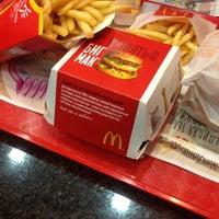 Снимок сделан в McDonald's пользователем Маша А. 11/8/2012