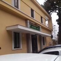 Photo taken at stazione Ferroviaria di Castellana Grotte by gruppo teatrale d. on 3/8/2014