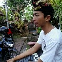 Photo taken at SMAN 1 Kuta Utara by Kevin L. on 10/15/2012