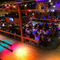 Photo taken at Stampede Mesquite Grill & Dance Emporium by Omar S. on 2/16/2014