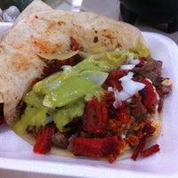 Photo taken at Tacos El Samuray by Silvia M. on 11/8/2013