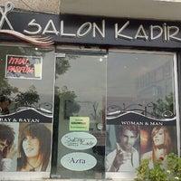 Photo taken at Salon Kadir Men&Women Hairdressing Salon Wellness & Spa in sultanahmet istanbul by tuğrul aksu on 6/29/2013