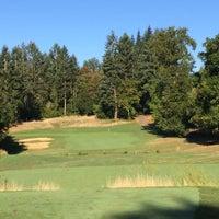 Photo taken at Pumpkin Ridge Golf Club by Darrin Q. on 8/17/2015