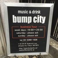 Photo taken at Bump City by Takaaki O. on 3/15/2015