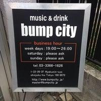 Photo taken at Bump City by Takaaki O. on 3/23/2014