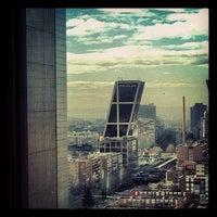Foto tomada en Hotel Eurostars Madrid Tower por David M. el 2/13/2013