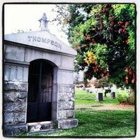 Photo taken at Mountain View Cemetery by Kelly B. on 11/20/2012