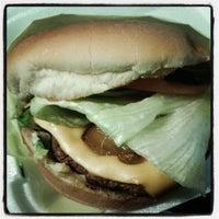 Photo taken at Fair Oaks Burger by Kelly B. on 11/20/2012