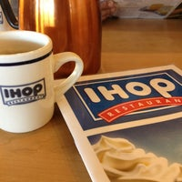 Photo taken at IHOP by Antonio T. on 12/21/2012