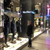 Photo taken at Max Mara by Andrei R. on 11/10/2012