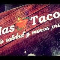 Foto tomada en Mas Tacos por Kone B. el 12/11/2015