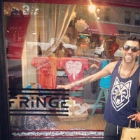 Photo taken at FRiNGE by Gregory A T. on 8/31/2013