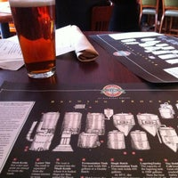 Photo taken at Los Gatos Brewing Co. by A M. on 4/7/2013