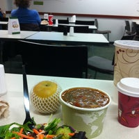 Photo taken at Moffitt Cafe - UCSF Medical Center by A M. on 3/5/2013