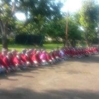 Photo taken at Rindam Jaya by Yetvy F. on 4/28/2014