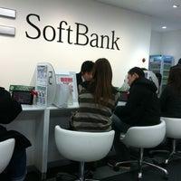 Photo taken at ソフトバンク 香里園 by Masaki T. on 12/16/2012