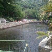 Photo taken at Balneario Las Trincheras - Aguas Termales by Mya S. on 5/19/2013