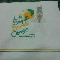 Photo taken at Los Bisquets Bisquets Obregón by Isita P. on 1/7/2013