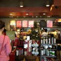 Photo taken at Starbucks by Jessica T. on 12/24/2012