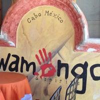 Photo taken at Wamongo's by Richard S. on 10/31/2012