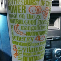 Photo taken at Tropical Smoothie by David M. on 4/26/2016