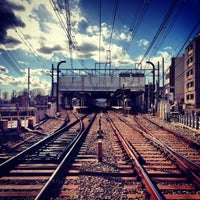 Photo taken at Tsutsujigaoka Station (KO14) by デジベ on 5/3/2013