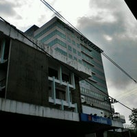 Photo taken at Eco Plaza Bldg. by Chi F. on 10/25/2012
