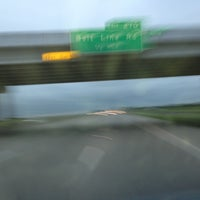 Photo taken at I-45 & Malloy Bridge Rd. by Mark H. on 4/24/2013