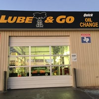 Photo taken at Lube N Go by Mark H. on 2/9/2015