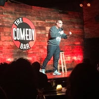Photo taken at The Comedy Bar by Kevin K. on 3/13/2017