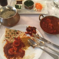 Photo taken at Kinara Cuisine of India by Kelly K. on 3/6/2017