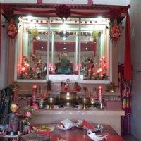 Photo taken at Vihara Amurva Bumi by Edwin P. on 2/22/2013