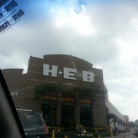 H E B Grocery Store In Northwest Side