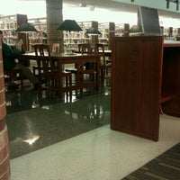 Photo taken at Coralville Public Library by Alicia S. on 10/22/2012