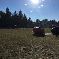 Photo taken at Charleson Park by Colene C. on 2/26/2017