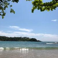 Снимок сделан в Hiriketiwella beach пользователем Oksana D. 3/1/2018